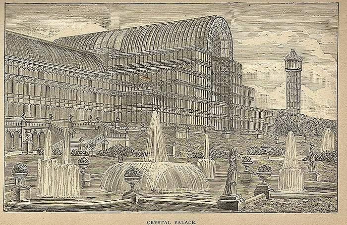 クリスタルパレス1851年ロンドン万博 | アリスアンティークスブログ