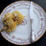 Sold:フレンチシルバー950 デザートナイフ